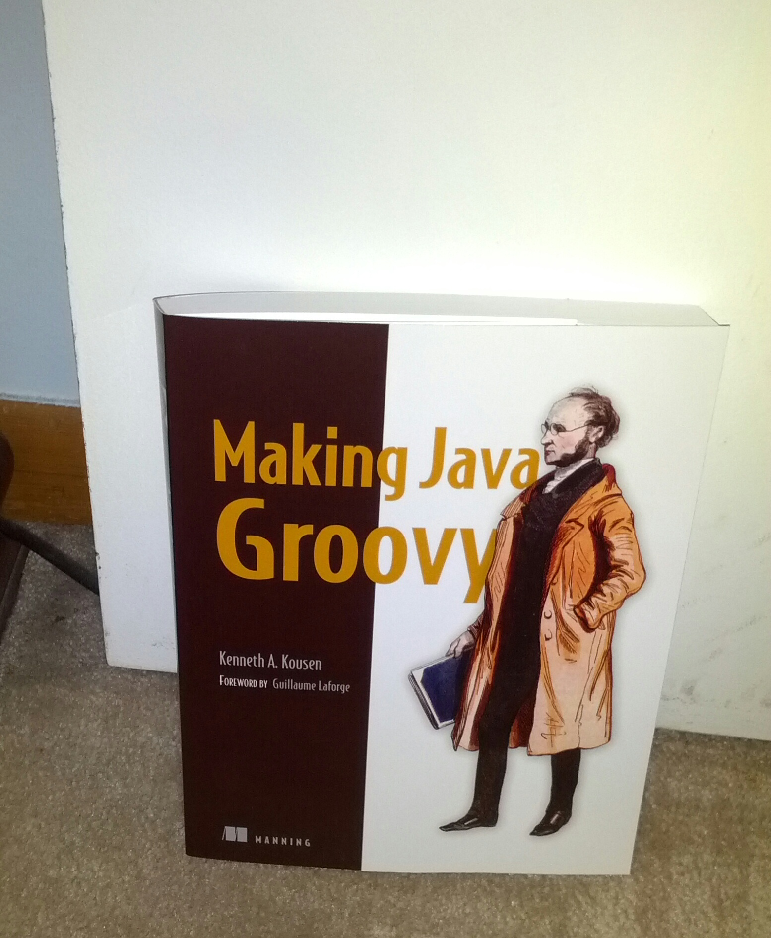 Making Java Groovy | Stuff I've learned recently